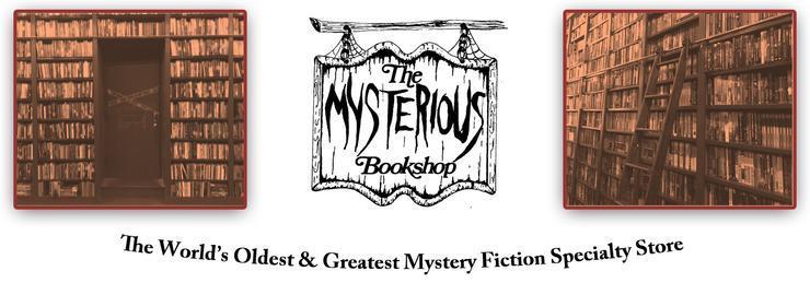 Mysterious Bookshop tonight!